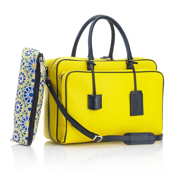 JET SET COMPACT WEEKEND BAG was £735